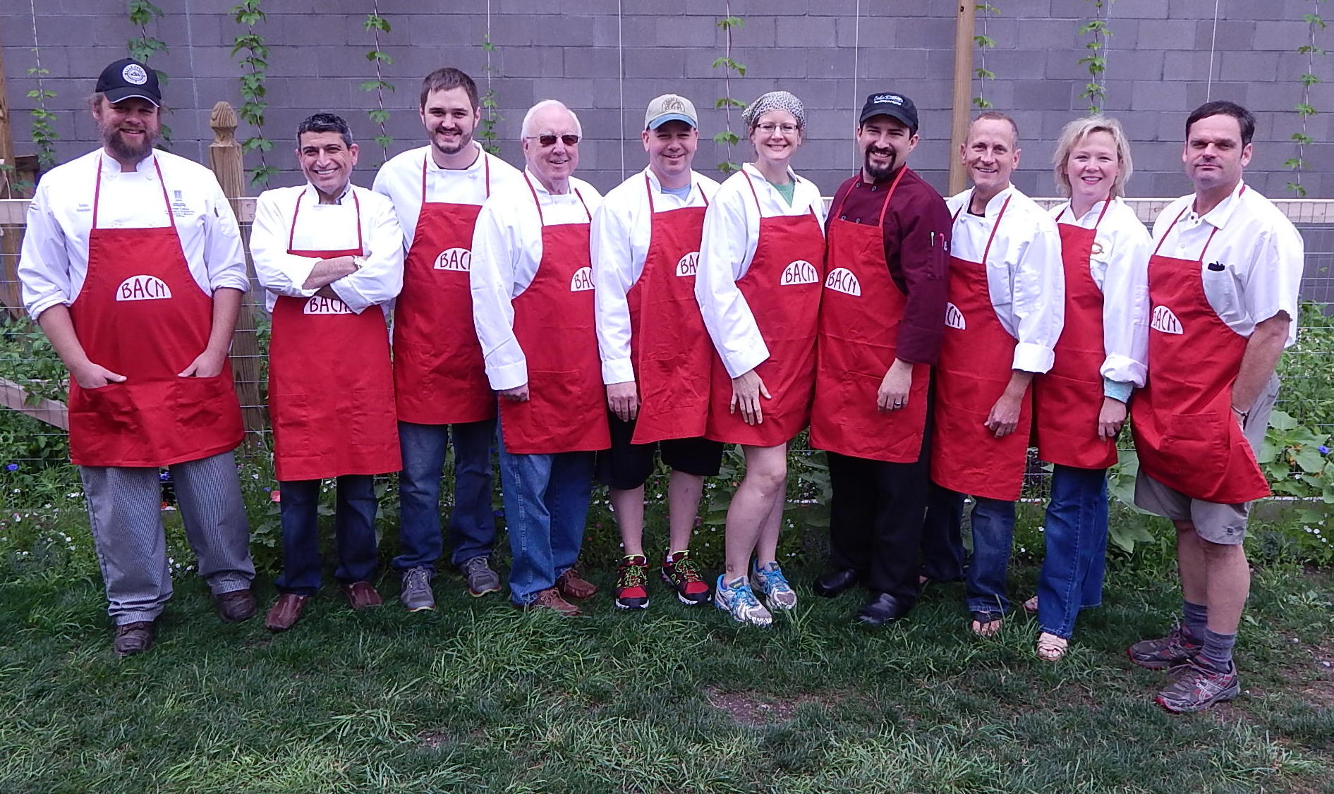 2014 BACN Bacon Competitors
